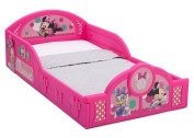 Deluxe Toddler Bed, Disney Minnie Mouse