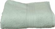 """Sensei La Maison du Coton """"The House of Cotton"""" 097062.77 Aqua Cotton Guest Towel 30 x 50 cm"""