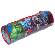 Marvel 7475010PVC Avengers Round Pencil Case