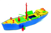 Giplam 52 x 11 x 22 cm Cargo Boat