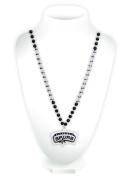NBA Mardi Gras Beads with Medallion