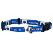 NBA Dallas Mavericks Adjustable Pet Collar