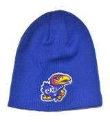 "Top of World ""EZ DOZIT"" Youth 2-Sided Beanie Hat - NCAA Kids Cuffless Knit Skull Cap"