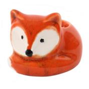 Ceramic Fox Egg Cup