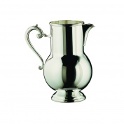 Broggi Ambasciata Water jug cl.70 Silver-plated nickel silver