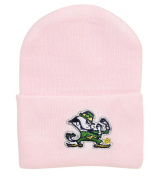 NCAA Notre Dame Newborn Knit Cap with Embroidered Fighting Irish Logo