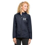 NCAA Women's '47 React Full Zip Hooded Jacket