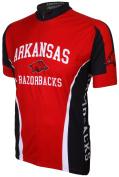NCAA Arkansas Razorbacks Cycling Jersey