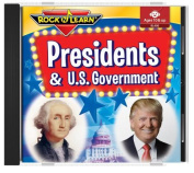 Presidents & U.S. Government CD [Audio]
