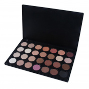 Mchoice Pro 28 Colour Neutral Warm Eyeshadow Palette Eye Shadow Makeup Cosmetics