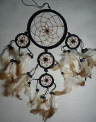BLACK DREAM CATCHER BEAUTIFUL ITEM DREAMCATCHER OTHER COLOURS ARE AVAILABLE