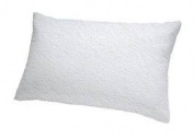 Waterproof Breathable Terry Towelling Pillow Protector 48cm x 70cm