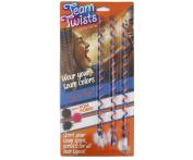 Team Twists Sports Blue and Orange 3 pack