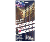 Team Twists Sports Blue and Red 3 pack