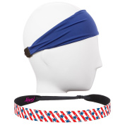 Hipsy Women's American Flag 4th of July Adjustable Headband Gift Packs