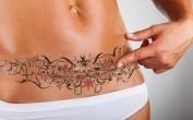 TuckTats- Blossom Temporary Tattoo