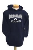 NCAA Men's Brigham Young Cougars Sinatra Hooded Sweatshirt
