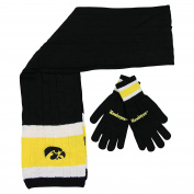 NCAA Adult Scarf & Glove Gift Set