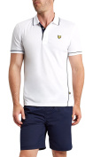 Lyle & Scott Men's Skelton Piping Polo T-Shirt