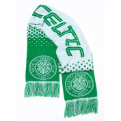 Official Football Team Fade Knitted Supporters Scarf