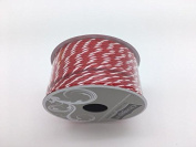 Celebrate IT- Ribbon -Cord (Red and white) 2mm x 4.5m