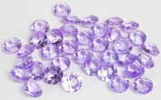 Acrylic Diamonds Gems Crystal Rocks for Vase Fillers, Party Table Scatter, Wedding, Photography, Party Decoration, Crafts by Royal Imports, 1.4kg - Lavender