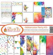Ella & Viv by Reminisce EAV-925 Ella & Viv Watercolour Party Kit
