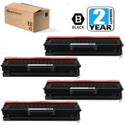 MLT-D111S Toner Cartridge Compatible 4 Pack for for for for for for for for for for Samsung SL-M2020W SL-M2022 SL-M2022W M2070 SL-M2070FW SL-M2070W,Sirensky Brand