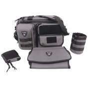 Tactical Baby Gear The Deuce 2.0 MOLLE Nappy Bag Combo Set + Changing Mat/Pad