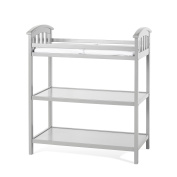 Child Craft Delaney Dressing Table, Cool Grey