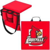 BSI Louisville Cardinals Tailgater Seat Cushion/Tote Case