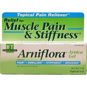 Arniflora Arnica Gel Relief for Muscle Pain and Stiffness, 30ml Per Tube
