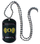 NCAA Officially licenced Dog Tag Necklace