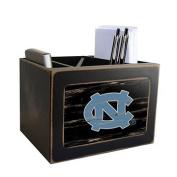 NCAA Distressed Team Logo Desktop Organiser