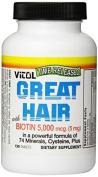 Vitol Great Hair, 120 Tabs by Vitol