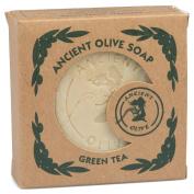 Natural Olive Oil Soap - Non Irritating Soap For Sensitive Skin - 160ml Green Tea Scent