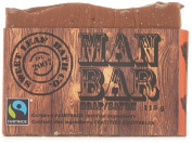 Sweet Leaf Bath Man Bar Soap, Fairtrade