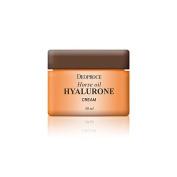Deoproce, Horse Oil Hyalurone Cream, Horse Oil, Hyaluronic Acid, Marine Complex, Wrinkle improvement, Whitening, All skin type, 50ml
