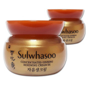Sulwhasoo Concentrated Ginseng Renewing Cream EX 5ml x 10pcs (50ml) Sample AMORE PACIFIC