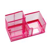 Schoolsupplies 1pcs . Popular Hollow Design Desk Organiser/pen Holder/cell Phone Holder/cosmetic Holder