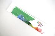 3DMazia MAZPLA175LG50PK Filament Strand 1.75 mm for 3D Drawing Pen, Light Green