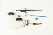 Sparmax Side Feed Double Action Airbrush DH125 . by SprayGunner