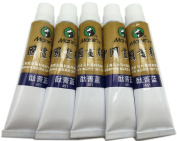Marie's Big Size Chinese Painting Colour Tubes Water Colour Drawing 12ml8pcs No. 451 Phthalo Blue