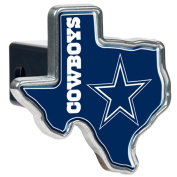 NFL Texas Shaped Trailer Hitch Cover