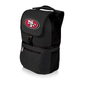 NFL San Francisco 49ers Zuma Insulated Cooler Backpack