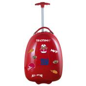 NFL Kids Lil' Adventurer Luggage Pod
