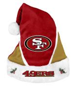 San Francisco 49ers Santa Hat