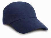 Result Children's Rc24j Low Profile Heavy Brushed Cotton Cap