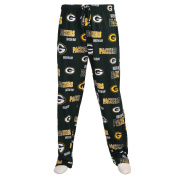 Green Bay Packers Men's Green Sweep Printed Knit Pant