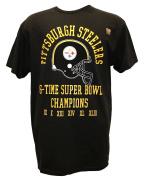 NFL 6 Time Super Bowl Champ T-Shirt